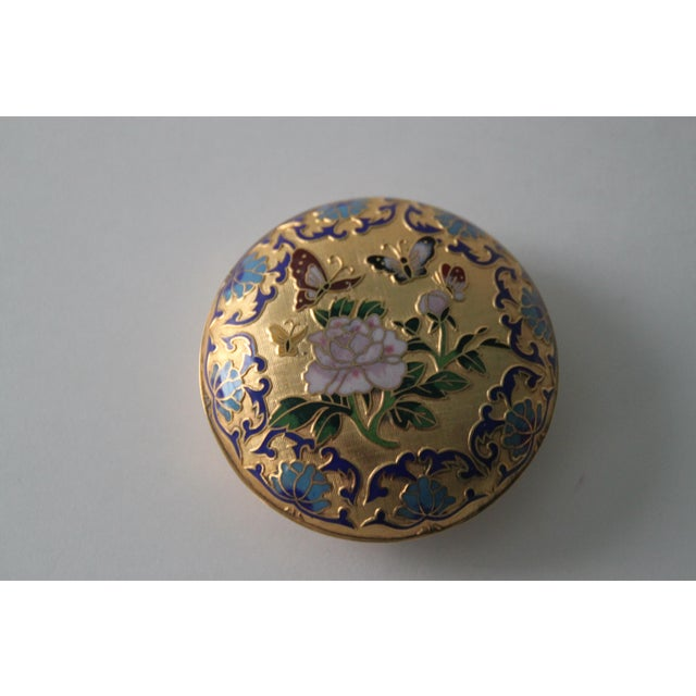 Gilt Enamel Boxes - A Pair - Image 5 of 6