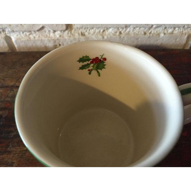 "Spode ""Believe"" Christmas Tree Mug - Image 6 of 6"