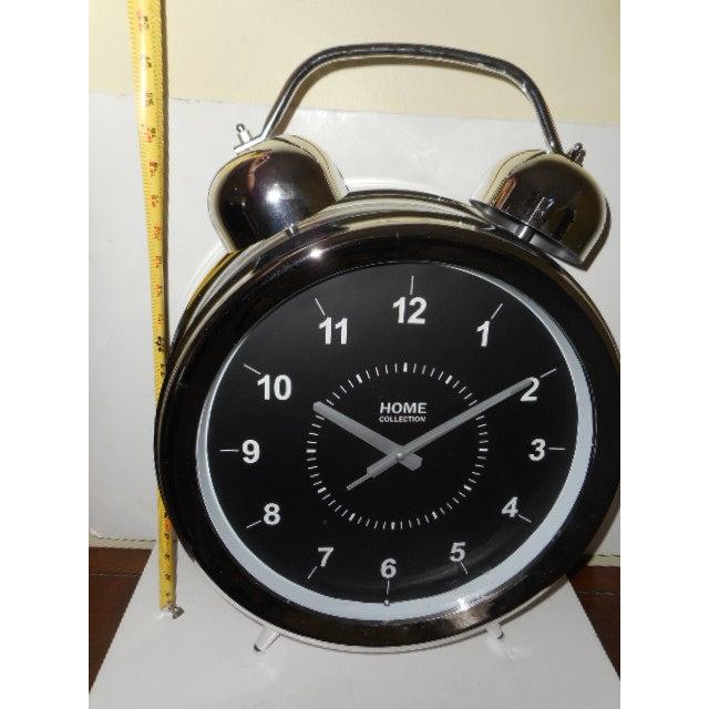 "Mid Century Modern Wall Clock 25"" - Image 6 of 6"