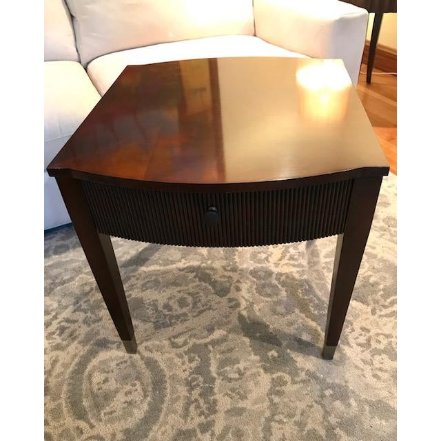 Ethan Allen Side Table - Image 2 of 10