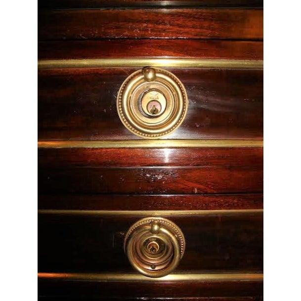 Maison Jansen Louis XVI Style Leather Top Desk - Image 4 of 8