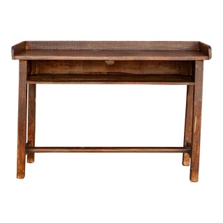 Colonial School Writing Desk For Sale