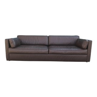 Brayton International Brown Sofa
