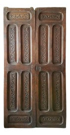 Image of Wooden Doors