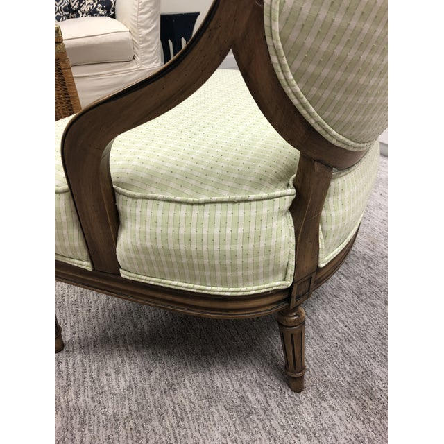 Grosfeld House Inspired Bedroom Chairs - a Pair For Sale - Image 10 of 11