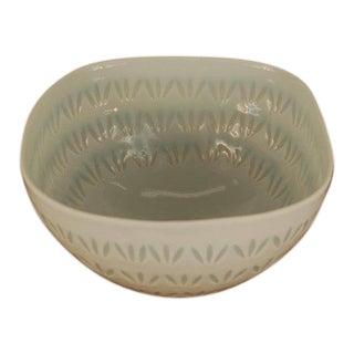 Porcelain Bowl for Arabia by Friedl Holzer Kjellberg For Sale