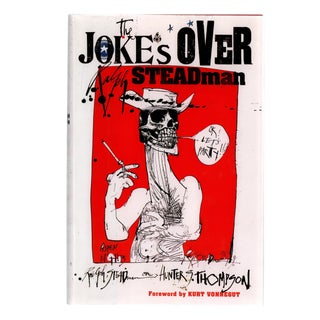 "2006 ""The Joke's Over"" Collectible Book For Sale"