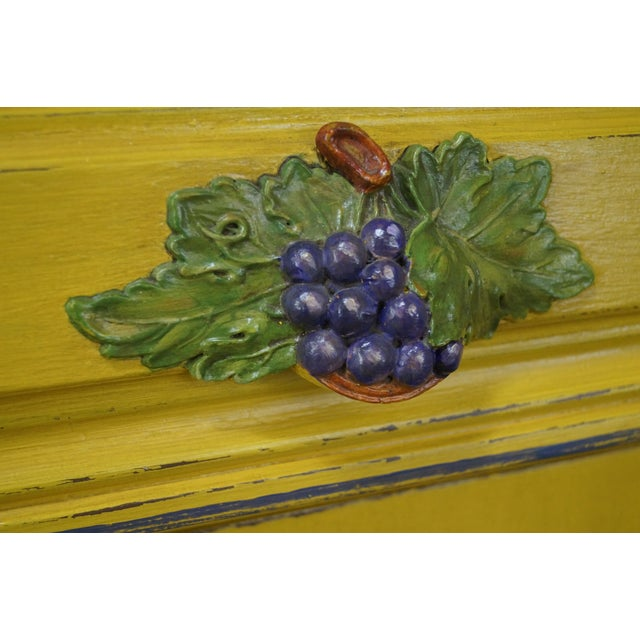 Brighton Pavilion Hand Painted Zeeland Cupboard - Image 6 of 10