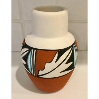 1970's Native American Jemez Pueblo Vase Preview