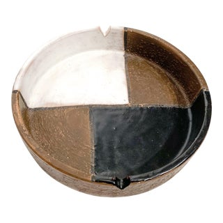 1960s Bitossi Mondrian Ashtray For Sale