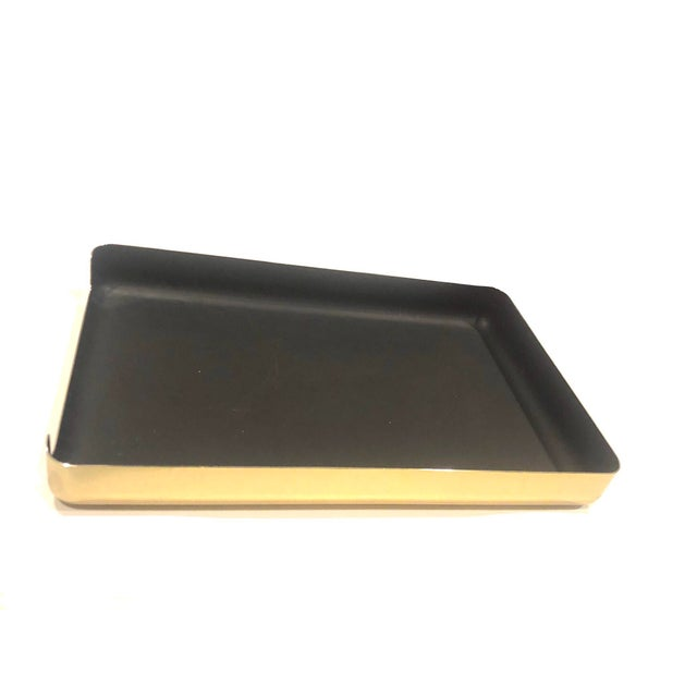 The ultimate accessory for your glamorous desk. Nothing says 'Boss Person' like a sparkly, sleek desk tray for your IN...