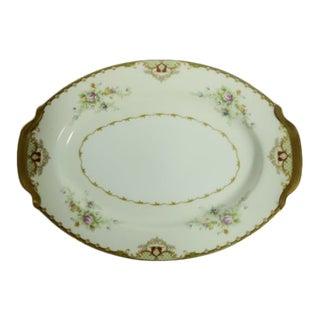 Vintage 1980s Empress China Serving Platter For Sale