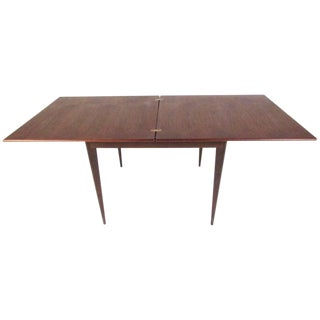 Mid-Century Nils Jonsson Flip Top Dining Table For Sale