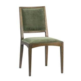 Sage Velvet Dining Chair