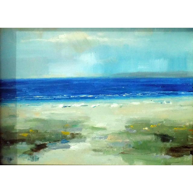 The Beach Oil Painting - Image 4 of 5