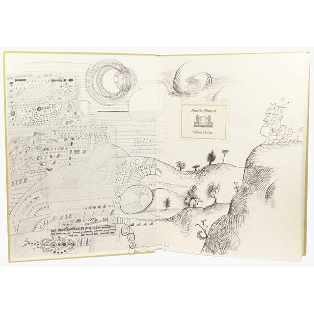Abstract Saul Steinberg: The New World, First Edition For Sale - Image 3 of 11