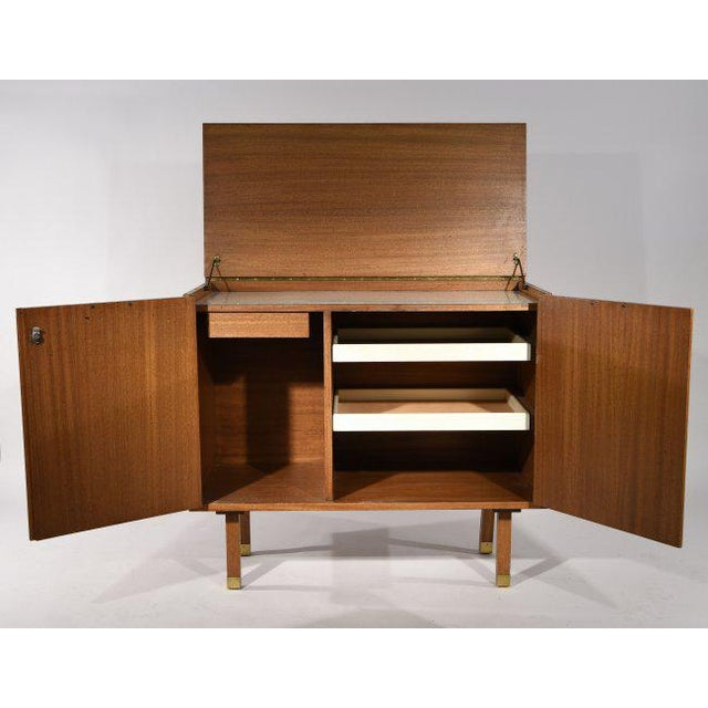 Harvey Probber Bar Cabinet For Sale In Los Angeles - Image 6 of 9