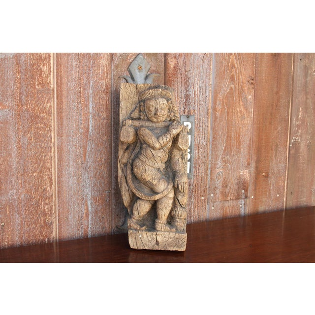 18th Century Rajasthani Temple Carving For Sale - Image 9 of 13