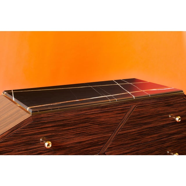 Art Deco Customizable BB10 SIDEBOARD For Sale - Image 3 of 8