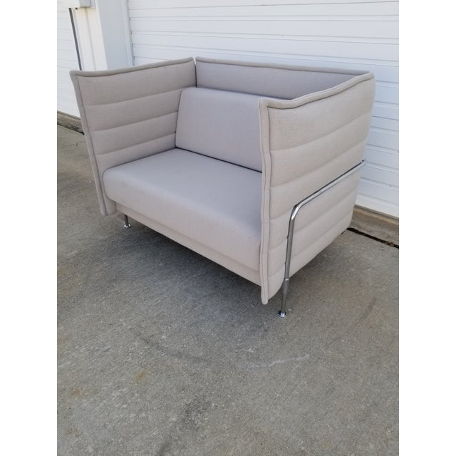 Contemporary Ronan & Erwan Bouroullec for Vitra Loveseat For Sale - Image 11 of 13