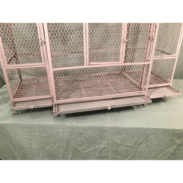 Pink Chateauseque Birdcage - Image 6 of 11