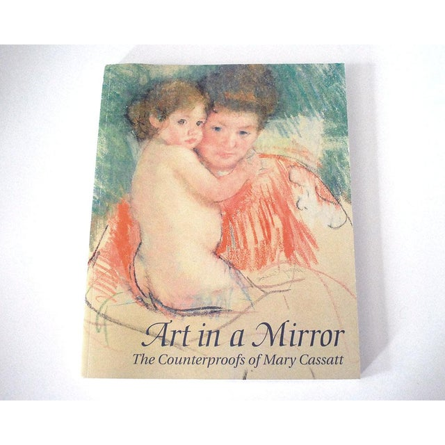 "Mary Cassatt ""Art in a Mirror"" Book - Image 2 of 6"