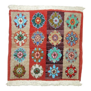 Colorful Moroccan Rug Mat For Sale