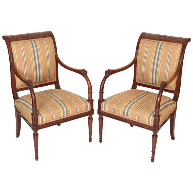 Maison Jansen Armchairs, 1930s - A Pair - Image 11 of 11