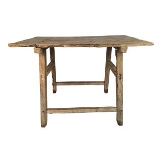 Antique Mesquite Table For Sale
