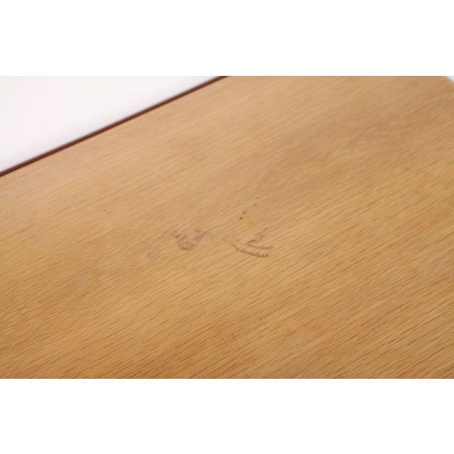 1980s Vintage Jay Spectre for Century Furniture Cerused Oak Dresser For Sale - Image 9 of 13