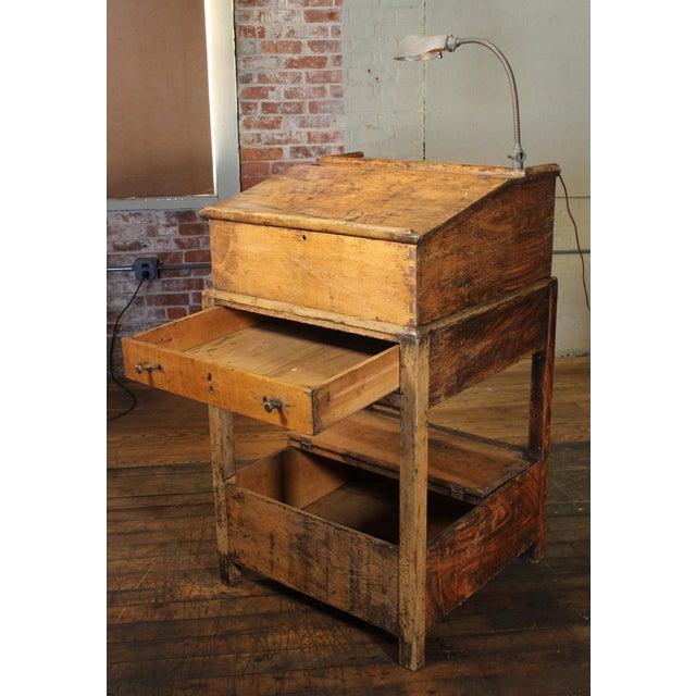 Wood Host Station For Sale - Image 7 of 11