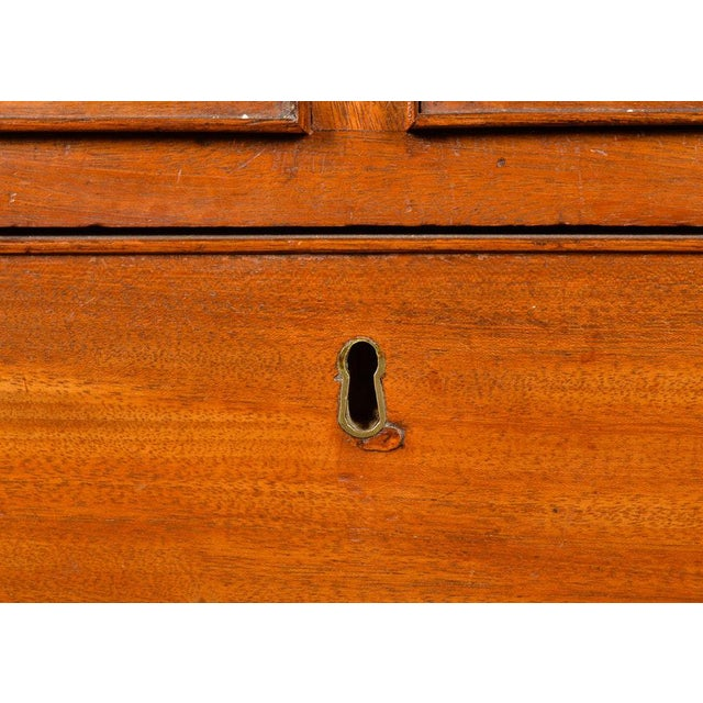 19th Century Georgian Chest of Drawers For Sale - Image 9 of 11