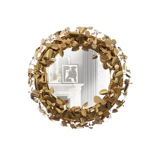 McQueen Wall Light Mirror From Covet Paris For Sale