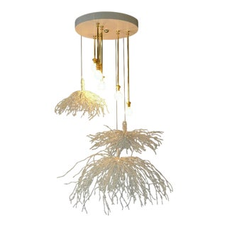 Paul Marra Sage Pendant - Chandelier For Sale