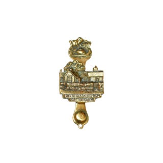 Gretna Green Regency Door Knocker For Sale