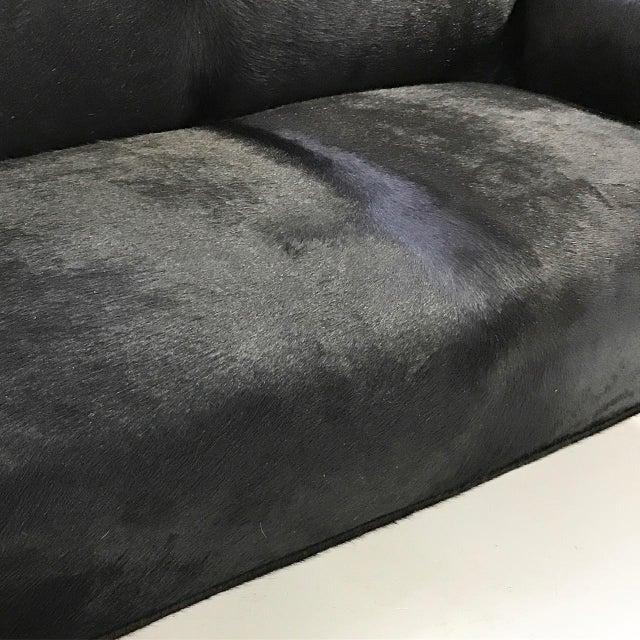 Animal Skin 1950s Brazilian Cowhide Sectional Sofa For Sale - Image 7 of 8