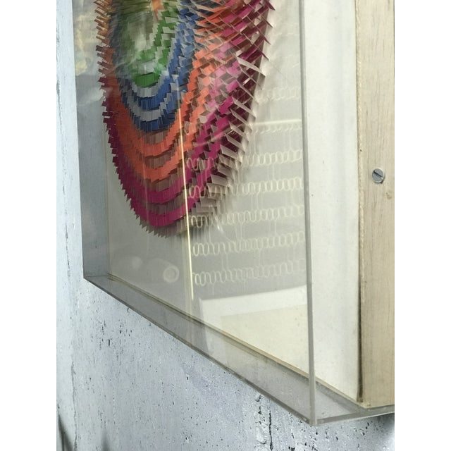 Large Modernist Paper Sculpture by Irving Harper For Sale In Boston - Image 6 of 12