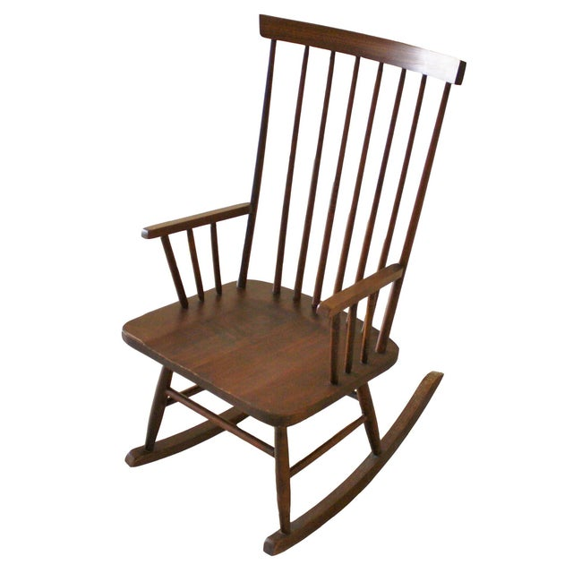 Mel Smilow Rocking Chair - Image 1 of 8
