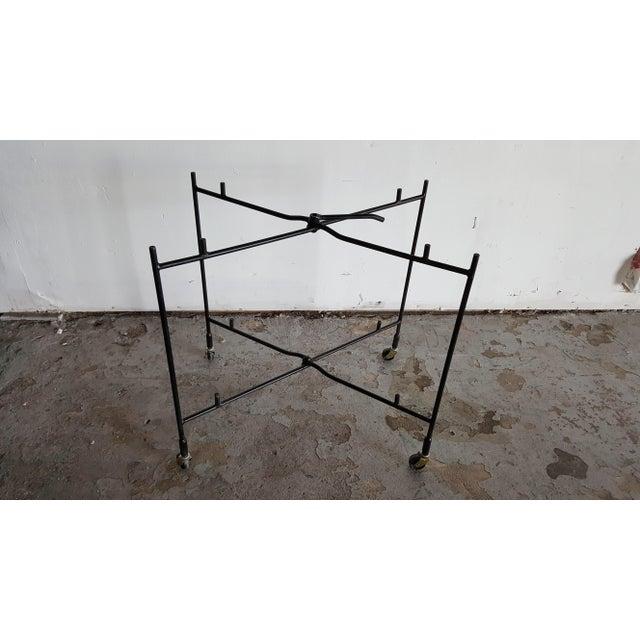 Atelje Glas & Tra Swedish Tea Cart - Image 8 of 11