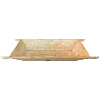 Wooden Trough For Sale