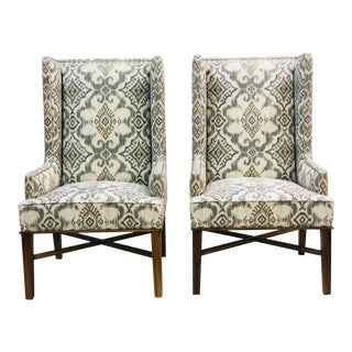 Modern Host/Captain Chairs - a Pair