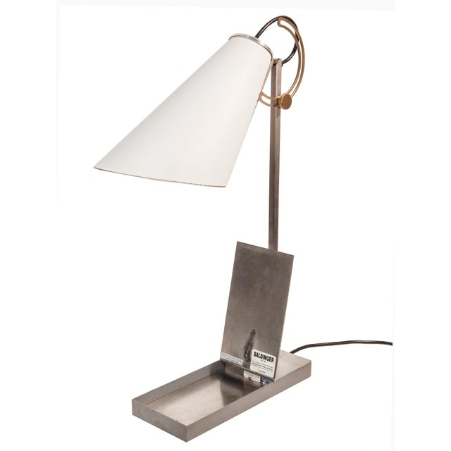 Compass Dans L'Oeil Desk Lamp by Andree Putman For Sale In New York - Image 6 of 12