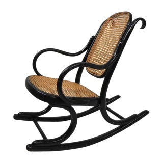 Childs Thonet Rocker For Sale