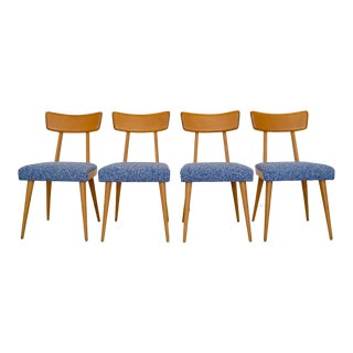 Mid-Century Modern Baumritter Dining Chairs- Set of 4 For Sale