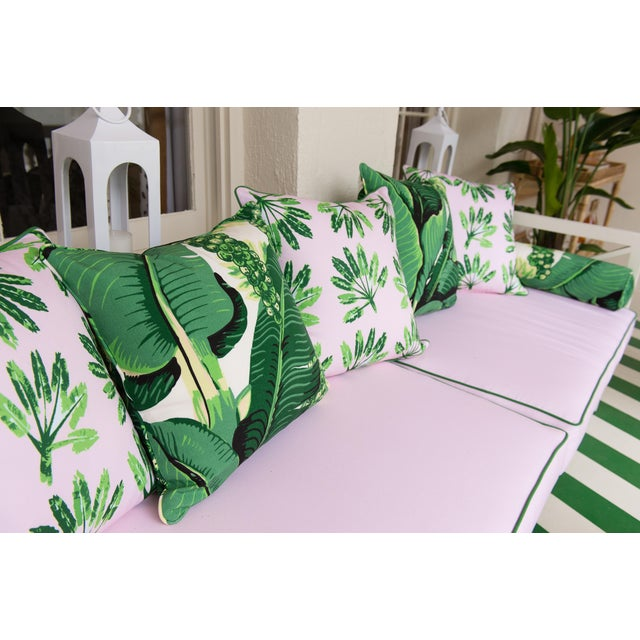 Custom Bench/ Banquette Cushions For Sale - Image 4 of 6