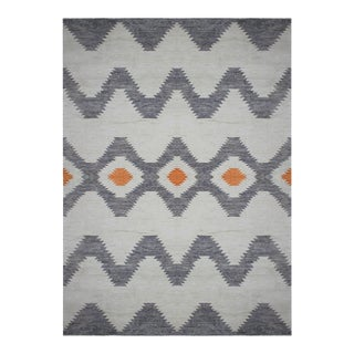 "Navajo Inspired Rug 11'8"" X 16'3"" For Sale"