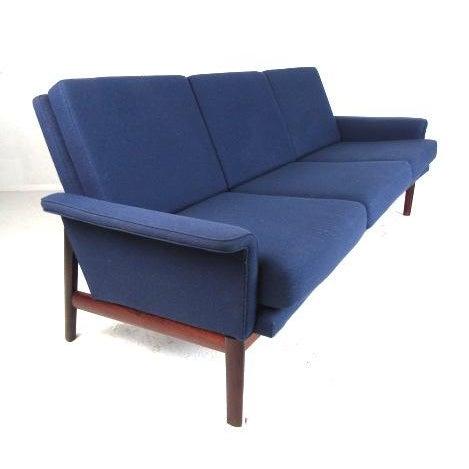 Danish Modern Vintage Danish Sofa by Finn Juhl for France & Son For Sale - Image 3 of 12