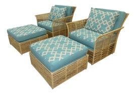 Image of Chair & Ottoman Sets Sale