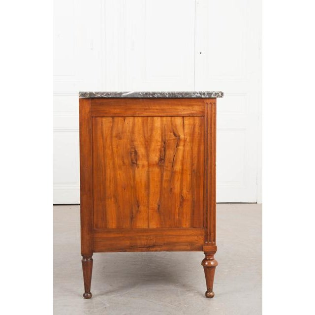 French French 19th Century Louis XVI-Style Commode For Sale - Image 3 of 11
