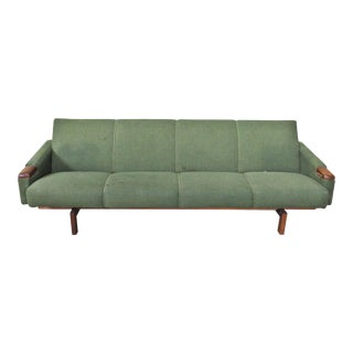 Mid-Century Modern Danish Sofa For Sale
